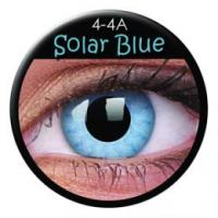 Crazy Lenses Solar Blue